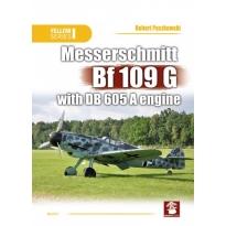 Messerschmitt Bf 109G with DB 605A engine