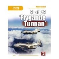 """Saab 29 """" Flygande Tunnan"""""""