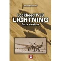 Lockheed P-38 Early Version