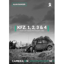 Kfz.1, 2, 3 & 4. Light off-road pasenger car