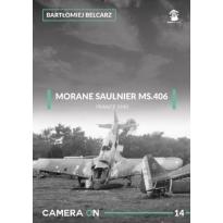 Morane Saulnier MS.406 France 1940