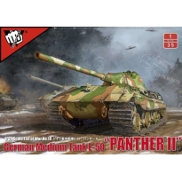 "German Medium tank E-50 ""Panther III"" (1:35)"