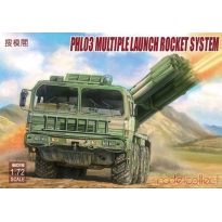 PHL03 Multiple Launch Rocket System (1:72)