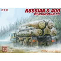 Russian S-400 Missile Launcher early type (1:72)