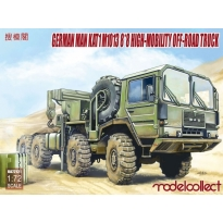 German MAN KAT1M1013 8*8 HIGH-Mobility off-road truck (1:72)