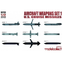Aircraft weapons set1 U.S.cruise missiles (1:72)