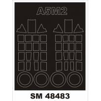 Mini Mask A5M2 Claude (early) (1:48)