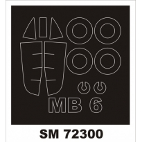 Mini Mask Martin Baker MB.6 (1:72)