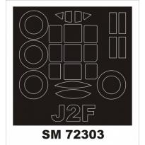 Mini Mask J2F Duck (1:72)