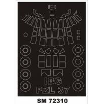 Mini Mask PZL.37 Łoś (1:72)