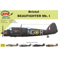 Bristol Beaufighter Mk.I - Limited Edition (1:72)