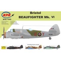 Bristol Beaufighter Mk.VI - Limited Edition (1:72)