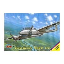 Focke Wulf Fw-189 B-0 (1:72)