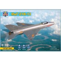 MIG-21 F-13 (1:72)