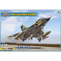 Mirage IIIEA/IIIEBR fighter-bomber (1:72)