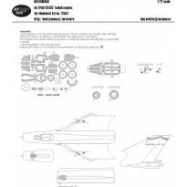 Su-17M3 BASIC kabuki masks (1:72)