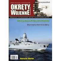 Okręty Wojenne 143 (3/2017)