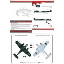 Dornier Do 17Z-1 KG 76 (F1+JK) (1:72)
