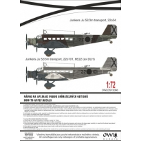 Ju 52 Spanish transport (1:72)