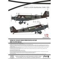 Ju 52 Spanish National Nachtbomber (1:72)