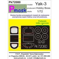 Yak-3: Maska (1:72)