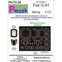 Fiat G-91: Maska (1:72)
