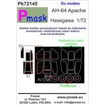 AH-64 Apache: Maska (1:72)