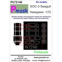SOC-3 Seaguii: Maska (1:72)