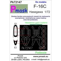 F-16C: Maska (1:72)