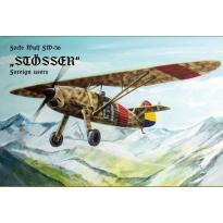 """Focke Wulf FW-56 """"Stösser"""" Foreign users (1:48)"""