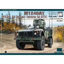 M1240A1 MRAP AII-Terrain Vehicle (M-ATV) (1:35)