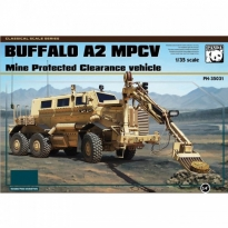 Buffalo A2 MPCV Mine Protected Clearance Vehicle (1:35)