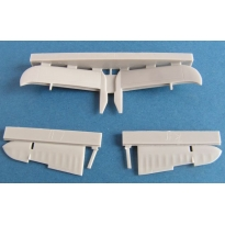 Beaufighter tailplane early version (1:72)