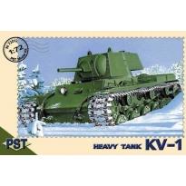 Heavy Tank KV-1 (1:72)