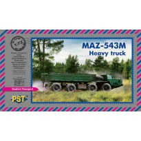 MAZ-543M Heavy truck (1:72)
