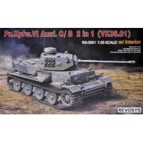 Pz.Kpfw.VI Ausf.C/B (VK36.01) (1:35)