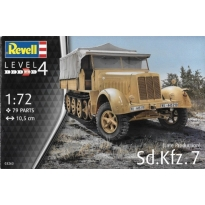 Sd.Kfz. 7 (Late Production) (1:72)