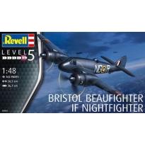 Bristol Beaufighter IF Nightfighter (1:48)