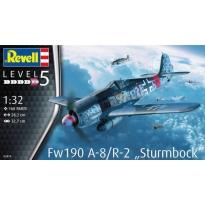 Focke-Wulf Fw-190A-8 /R2 Sturmbock (1:32)