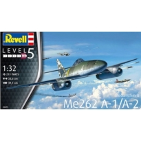 Messerschmitt Me262 A-1/A-2 (1:32)