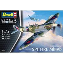 Supermarine Spitfire Mk.Vb (1:72)