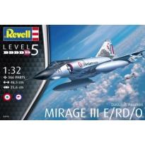 Dassault Mirage III E/RD/O (1:32)