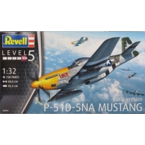 P-51D-5NA Mustang (early version) (1:32)