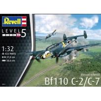 Messerschmitt Bf110 C-2/C-7 (1:32)