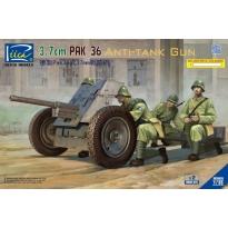 3,7 cm PaK 36 Anti-Tank Gun (1:35)