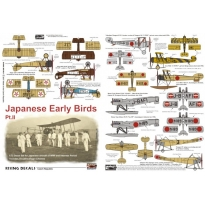 Japanese Early Birds PT.2 (1:72)