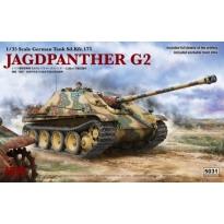 German Tank Sd.Kfz.173 Jagdpanther G2 (1:35)