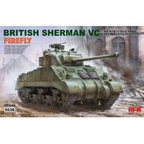 British Sherman VC Firefly (1:35)