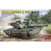 British Main Battle Tank Challenger 2 TES (1:35)