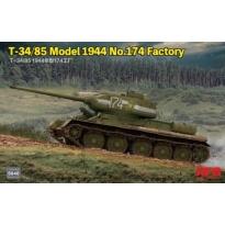 T-34/85 Model 1944 No.174 Factory (1:35)